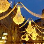 Коледно настроение във Виена – пунш и блясък
