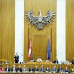 Новите министри в австрийското правителство се представят в Рата