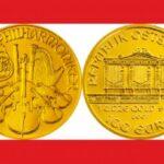 1160 евро достигна цената на златната монета на Виенската филхармония