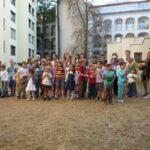 """Удари първият звънец и за децата от Българо-австрийското училище """"Св.св.Кирил и Методий"""""""