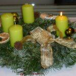 Advent, Advent, die erste Kerze brennt!