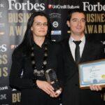 """Списание """"Форбс"""" раздаде първите си бизнес награди в България"""