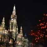 Коледно настроение във Виена