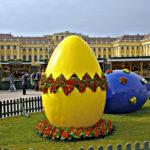 Великденските базари вече заляха Виена