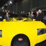 Автосалон: Модерни технологии и авангарден дизайн