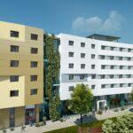 Виена: Общежитие в пасивна къща