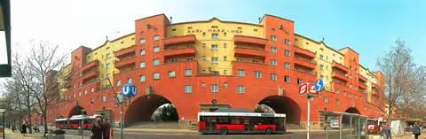 Карл Маркс Хоф – най-дългата сграда във Виена