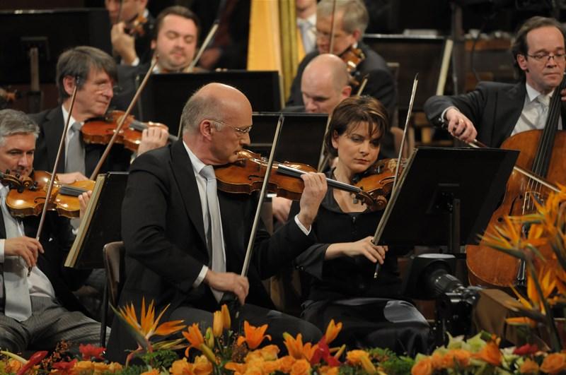 Албена Данаилова отново е начело на оркестъра на Виенската филхармония за Новогодишния концерт 2019
