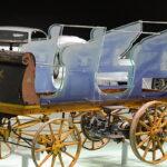 Най-старият модел на електромобил на Порше бе намерен в Австрия