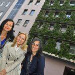 Виена насърчава вертикалното озеленяване