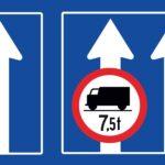 Изменения в Наредбата за движение по пътищата в Австрия