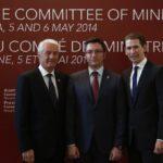 Комитетът на министрите на Съвета на Европа обсъди във Виена ситуацията в Украйна