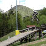 На колела: Да летиш в планината
