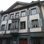 На път из Европа: Щайн ам Райн, Швейцария