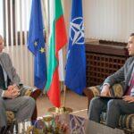 Досегашният посланик на Австрия се готви да отпътува от България