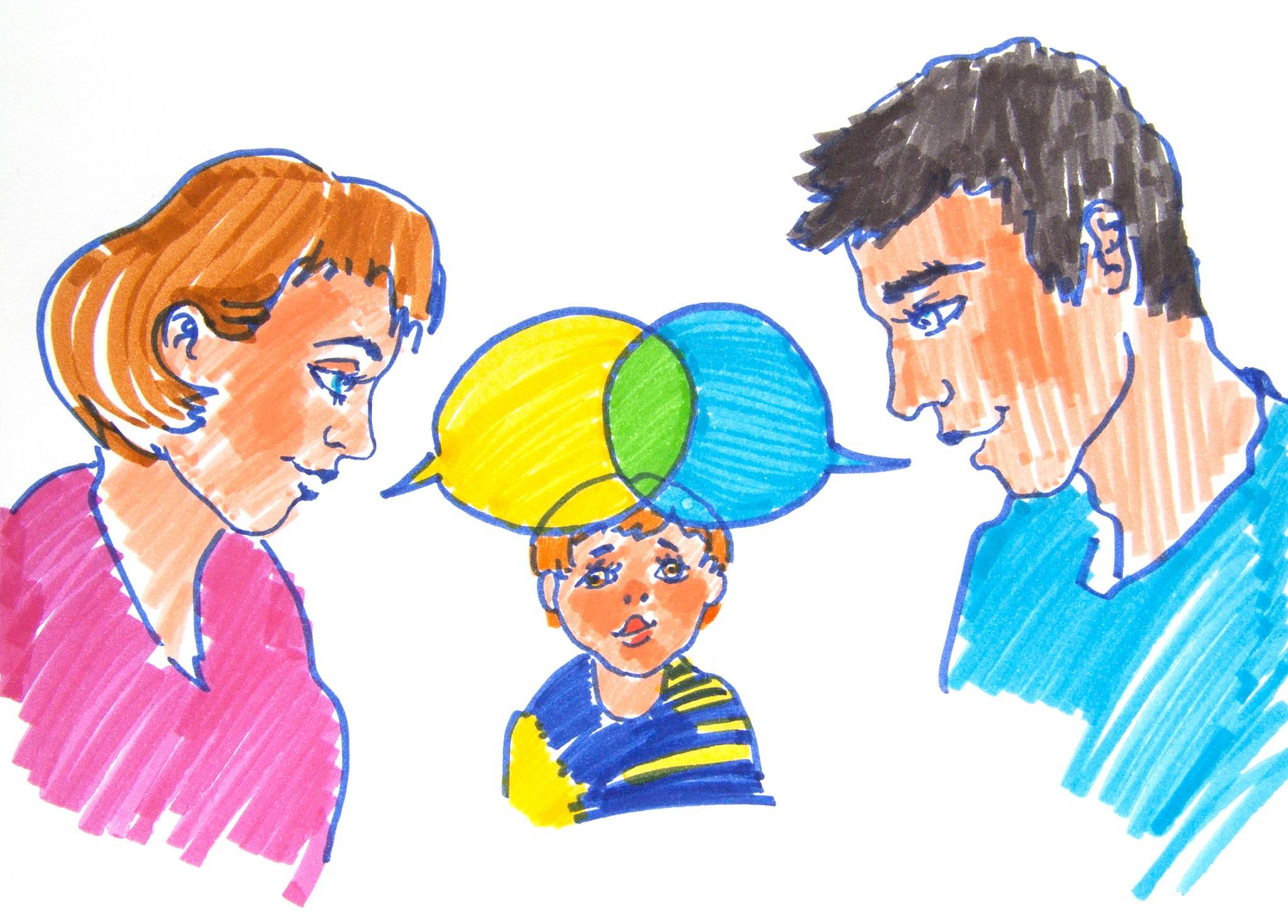 Уъркшоп за родители: Отглеждам детето си на няколко езика – успявам ли? (на английски език)