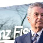 Австрийският президент Хайнц Фишер пристига на официално посещение в България