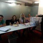 Резултати от гласуването в Австрия според протоколите на секционните избирателни комисии