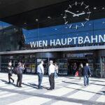 Централната жп гара на Виена е на второ място в класацията за най-добри жп гари в Европа