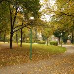 Виена: Парченца есен в стих и багри