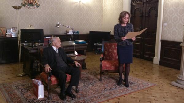 In memoriam: Напусна ни големият българин Гарбис Папазян
