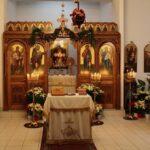 """Приветствие от българската православна църква в Австрия """"Св. Иван Рилски""""  по случай Рождество Христово"""