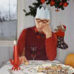 Сами на Коледа