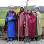 На 6-и януари в Австрия почитат деня на Тримата царе
