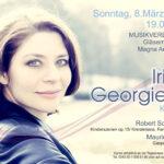 Концерт на българската пианистка Ирина Георгиева в Музикферайн
