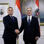 Австрийският канцлер и унгарският премиер не постигнаха сближаване на позициите си