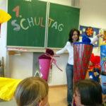 Първи учебен ден в австрийското училище