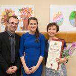 Лаура Хенер, носител на наградата за най-добър студент по българистика за 2015 г: Много харесвам българската народна музика