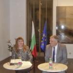 Голям интерес на българската общност в Австрия към срещата с министъра на труда и социалната политика Ивайло Калфин
