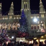 Историята на коледните базари във Виена