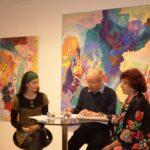 Литературен клуб, Виена: За различните езици и любовта към изкуството