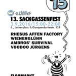 За 13-а поредна година Das Häferl организира музикален празник и базар за подпомагане на бездомните