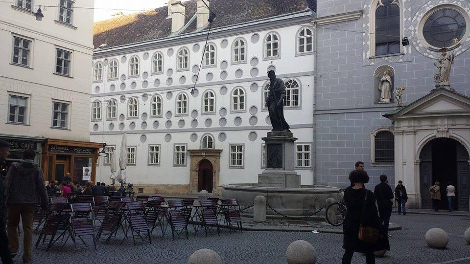 Непознатата Виена: Още една дата за разходка с екскурзовод из потайностите на първи район