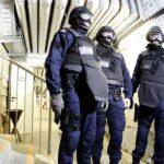 Антитерористично учение във Виена тази нощ