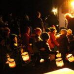 Св.Мартин – шествие с фенери, печена гъска и разговор за милосърдието