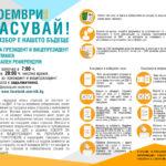 Избори за президент и вицепрезидент и национален референдум: Какво трябва да знаем за гласуването на 6 ноември