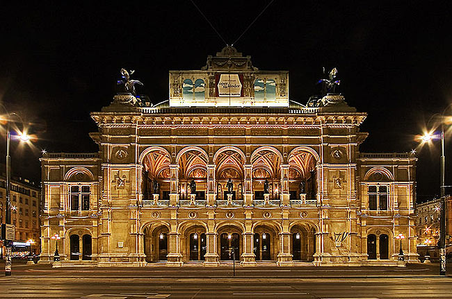 Непознатата Виена: Разходка с екскурзовод из Виенската държавна опера