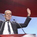 Александър Ван дер Белен е новият президент на Австрия