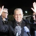 И отново Александър Ван дер Белен печели изборите в Австрия