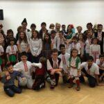 """За пета поредна година децата от българско училище """"Никола Вапцаров"""" в Грац отпразнуваха заедно Коледа"""