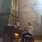 Българка с концерт на орган в Алзеркирхе