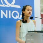 Лора Крачанова се класира за финала на конкурса по ораторско майсторство Sag's Multi