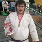 15-годишният Петър Данаилов стана за втори път шампион на Австрия по джудо в категория над 90 килограма