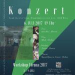 Четвъртото издание на Workshop Vienna събира млади таланти от цял свят