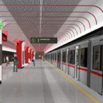 Виенското метро пътува вече и до Оберла