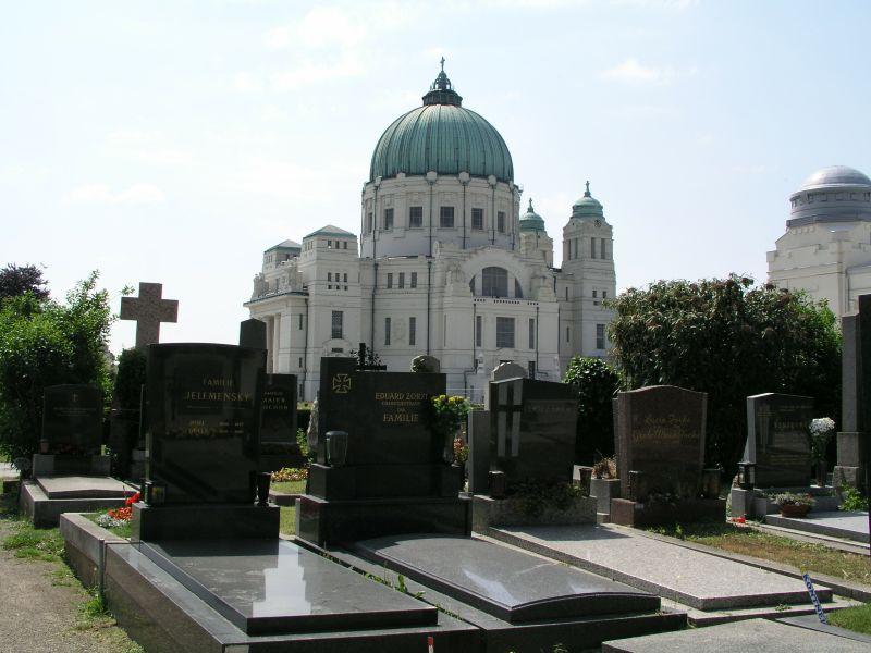 Централен гробищен парк Виена